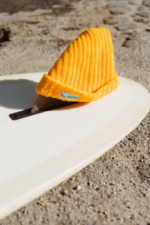Load image into Gallery viewer, Sea Hugger Watch Cap Beanie in Gold
