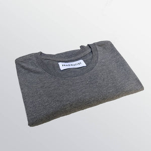 Sustainable t-shirt - grey