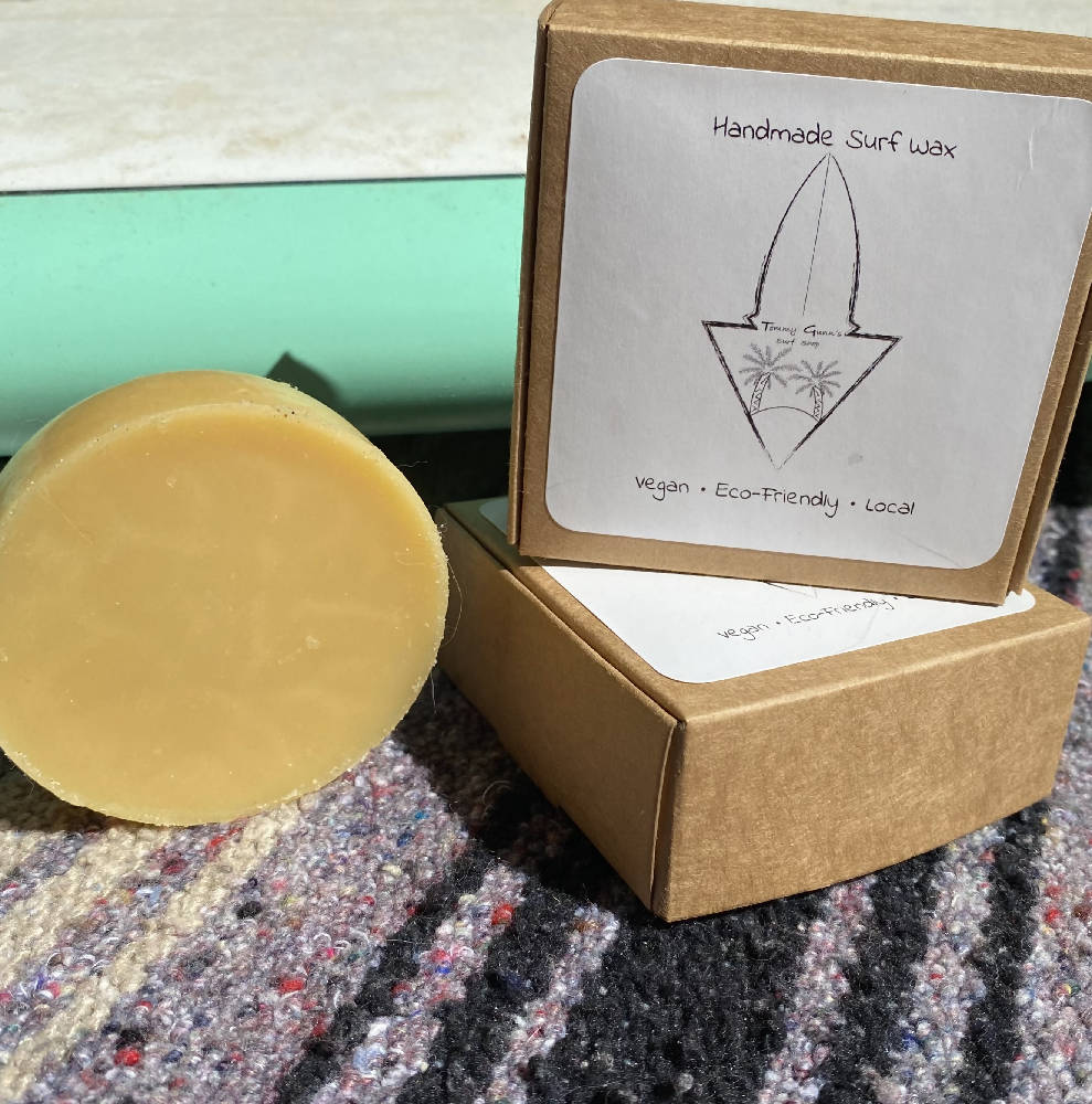 Sustainable surfwax