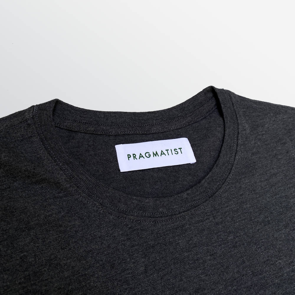Sustainable t-shirt - black