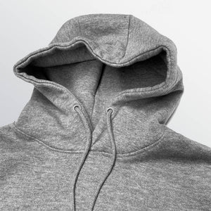 Grey sustainable cozy sweatshirt