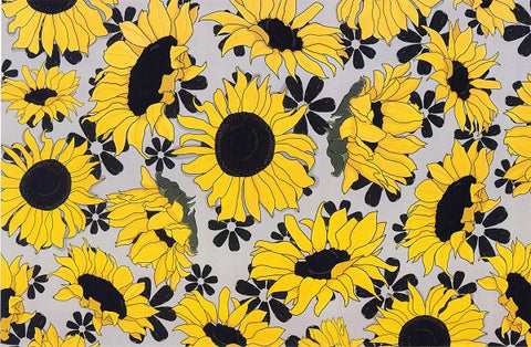 hopi black dye sunflower by danielle delorenzo