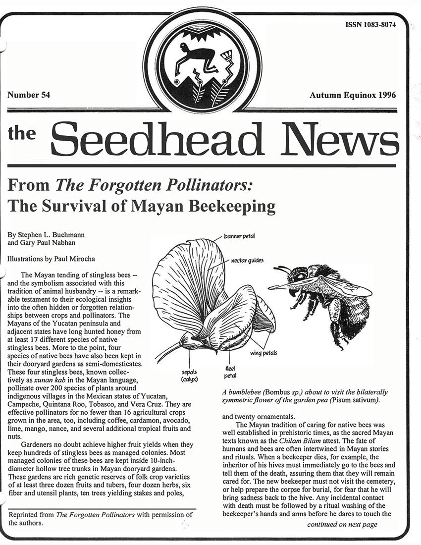 seedhead news fall 1996