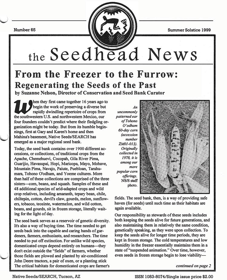 the seedhead news