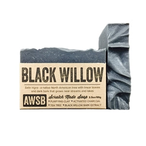 Black Willow Bark Soap