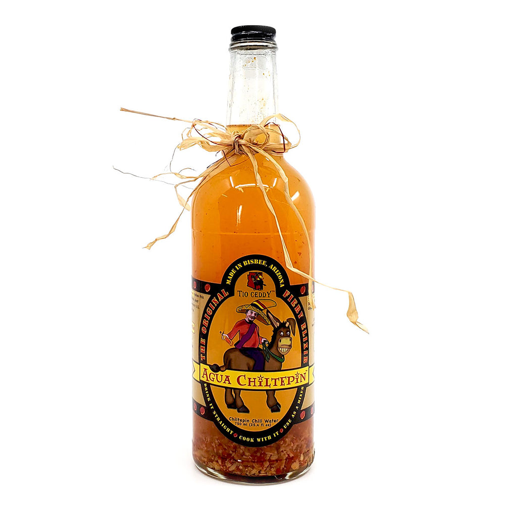Tio Ceddy Agua Chiltepin - Limited Quantities
