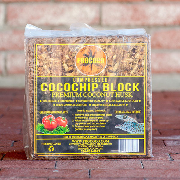 Tank's Green Stuff PROCOCO CHIP BLOCK