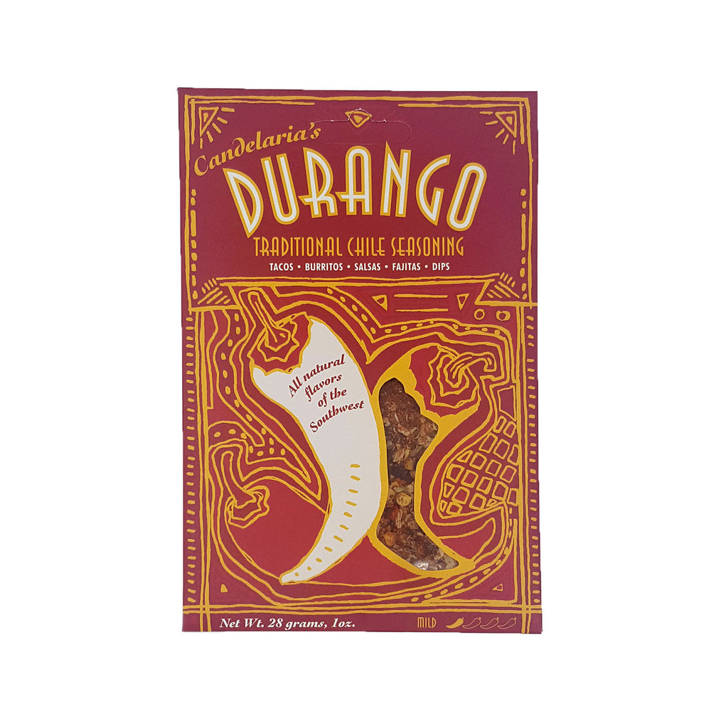 Candelaria's: Durango - Traditional Chile Seasoning