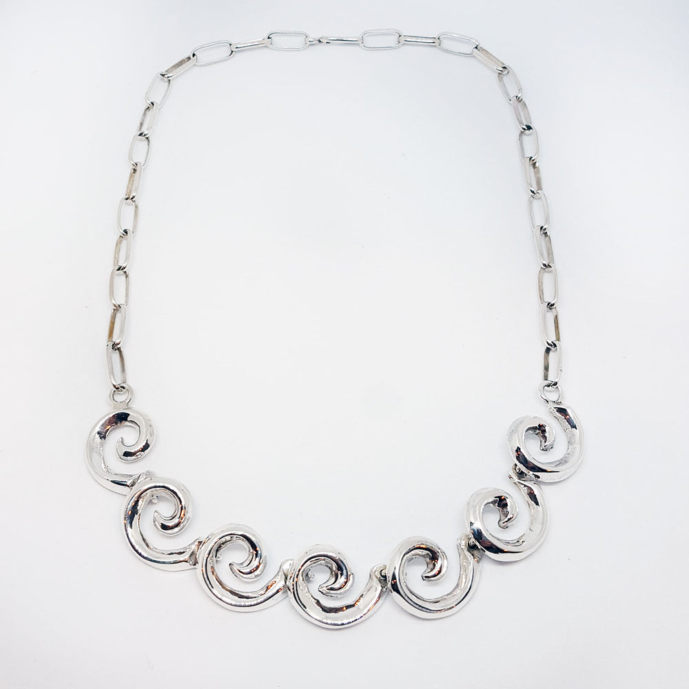 Francis Tabaha: Whirlwind Necklace