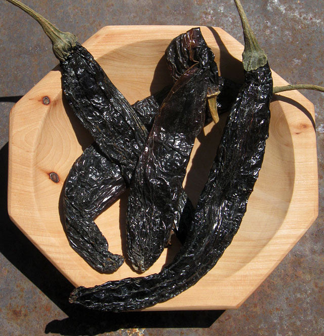 Negro Pasilla Whole Chiles