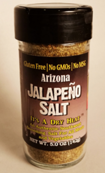 Arizona Jalapeño Salt