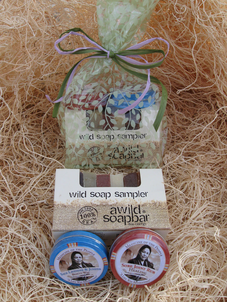Soaps & Salves Sampler