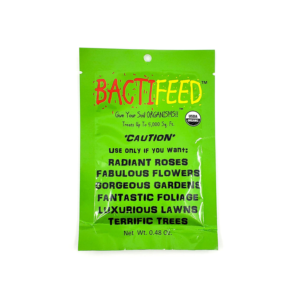 Tank's Green Stuff BACTIFEED - Biological Soil Conditioner