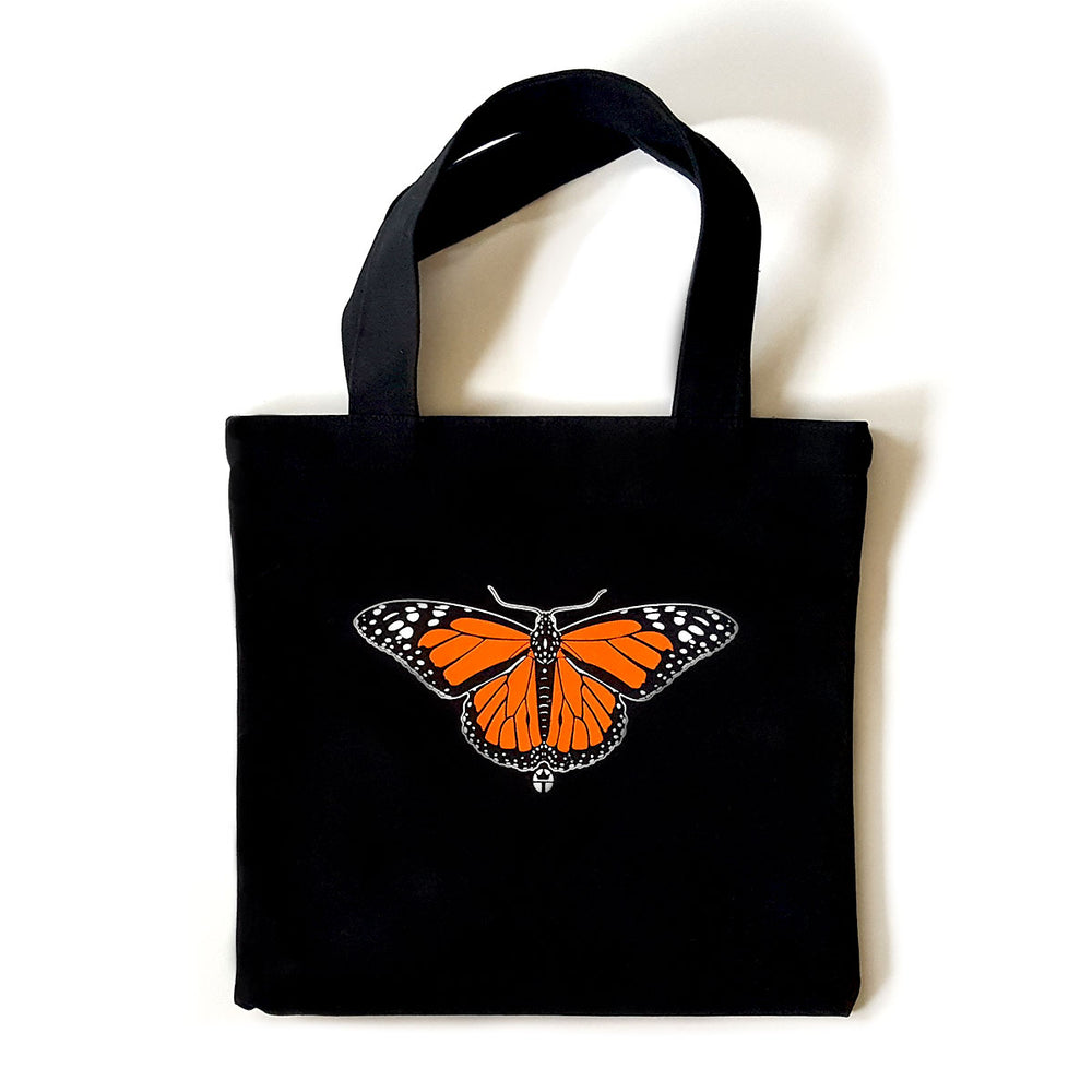 Wil Taylor Cotton Monarch Tote Bag - Small