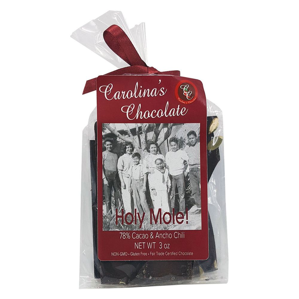 Carolina's Chocolate - Holy Mole   LOCAL PICK-UP ONLY!