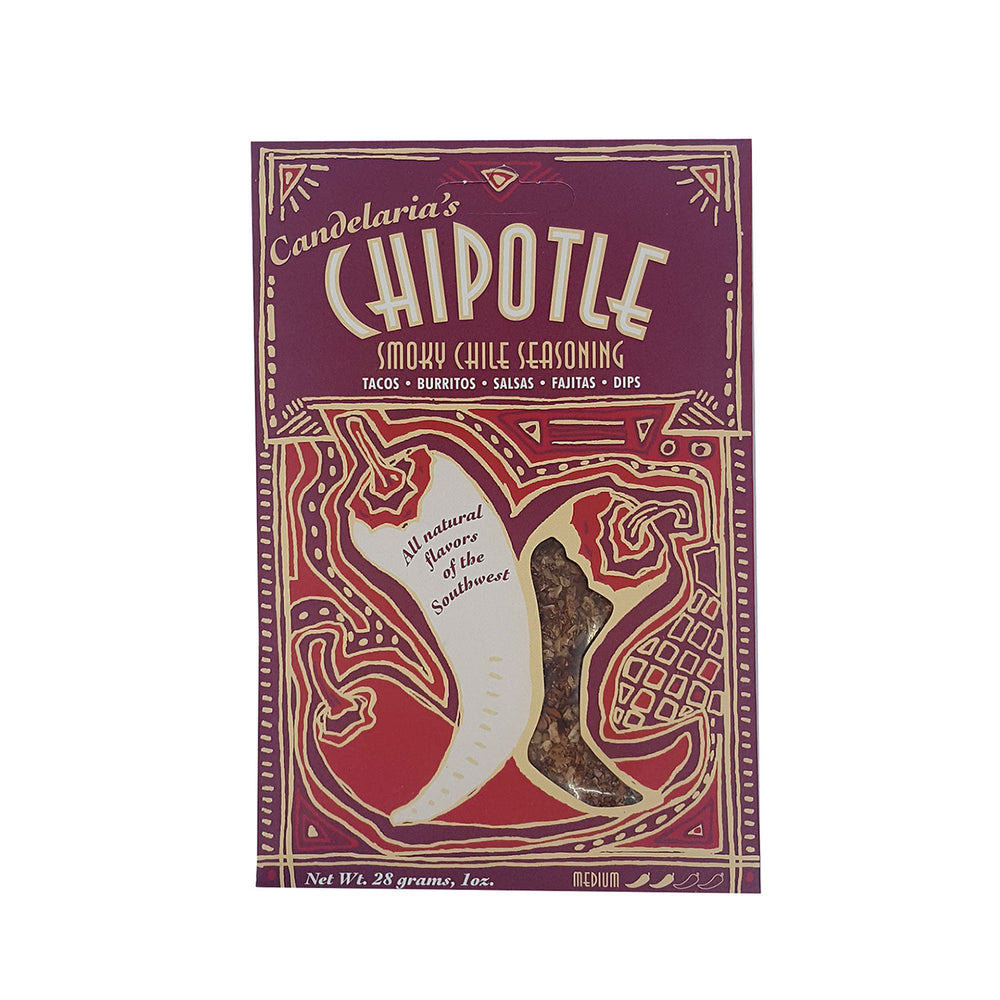 Candelaria's: Chipotle - Smoky Chile Seasoning