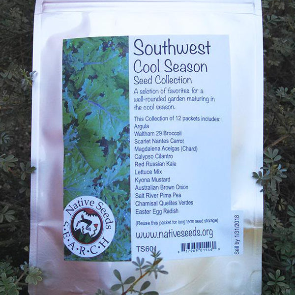 Southwest Cool Season Garden Collection