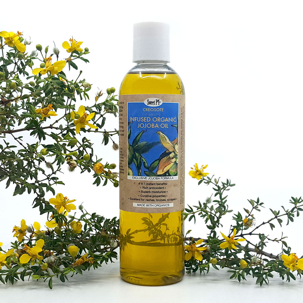 Creosote Healing Oil