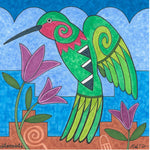 Hummingbird - Canvas Print