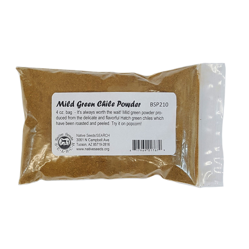 Mild Green Chile Powder