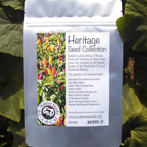 Heritage Seed Collection