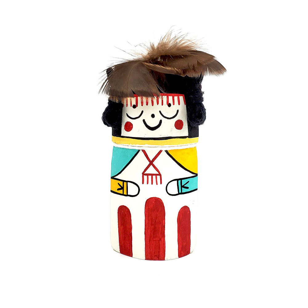 Hopi Katsina Cradle Doll (Tihu) - Grandmother