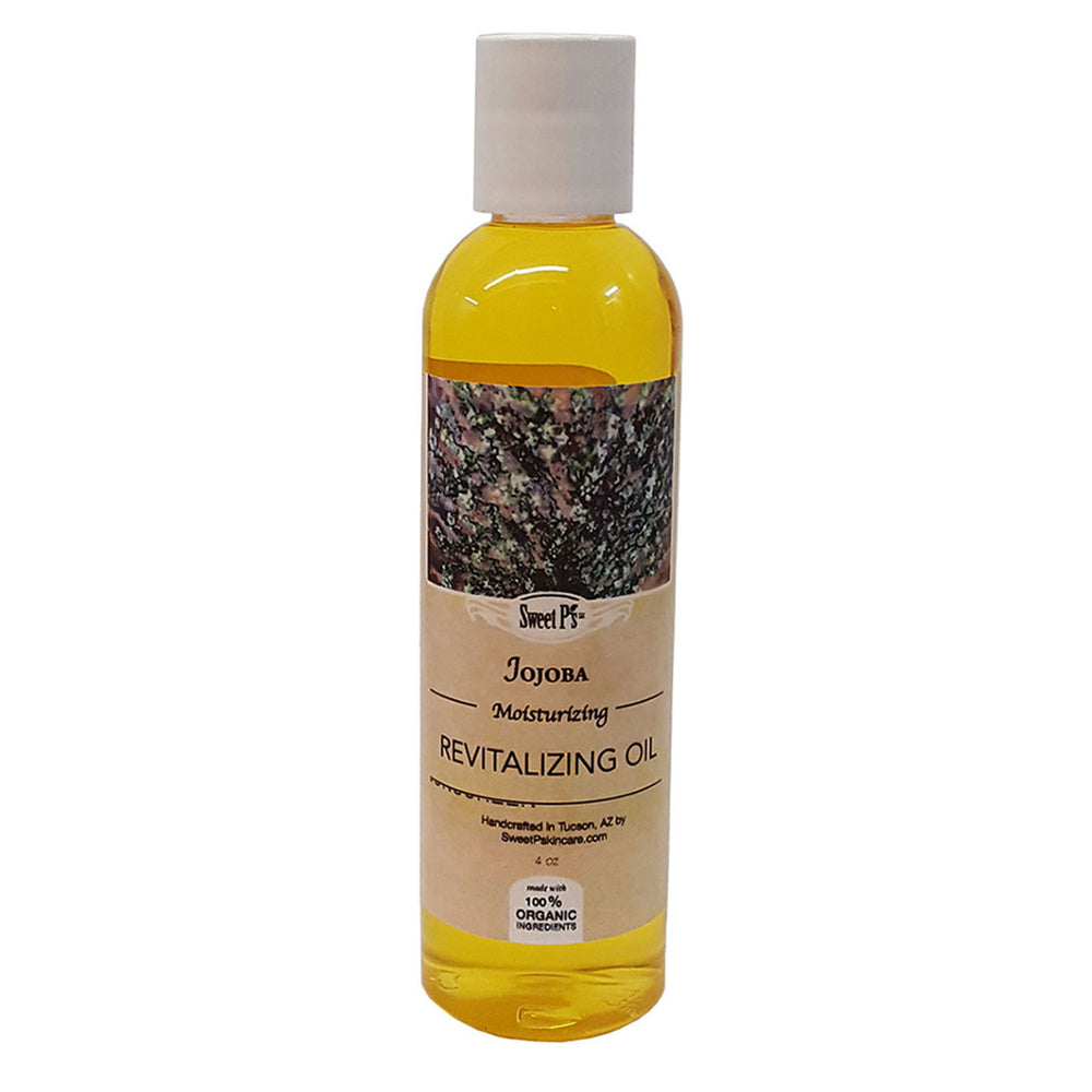jojoba revitalizing oil 4 ounce