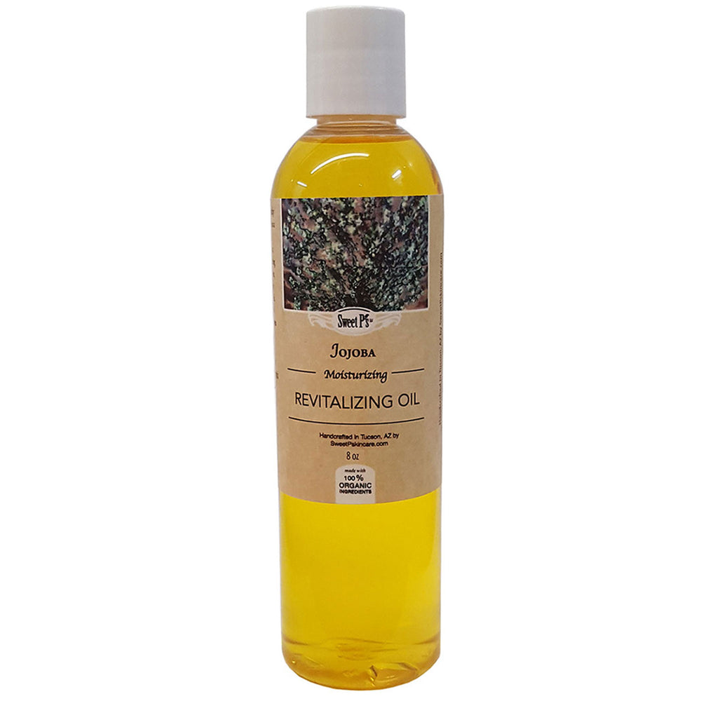 Jojoba Revitalizing Oil
