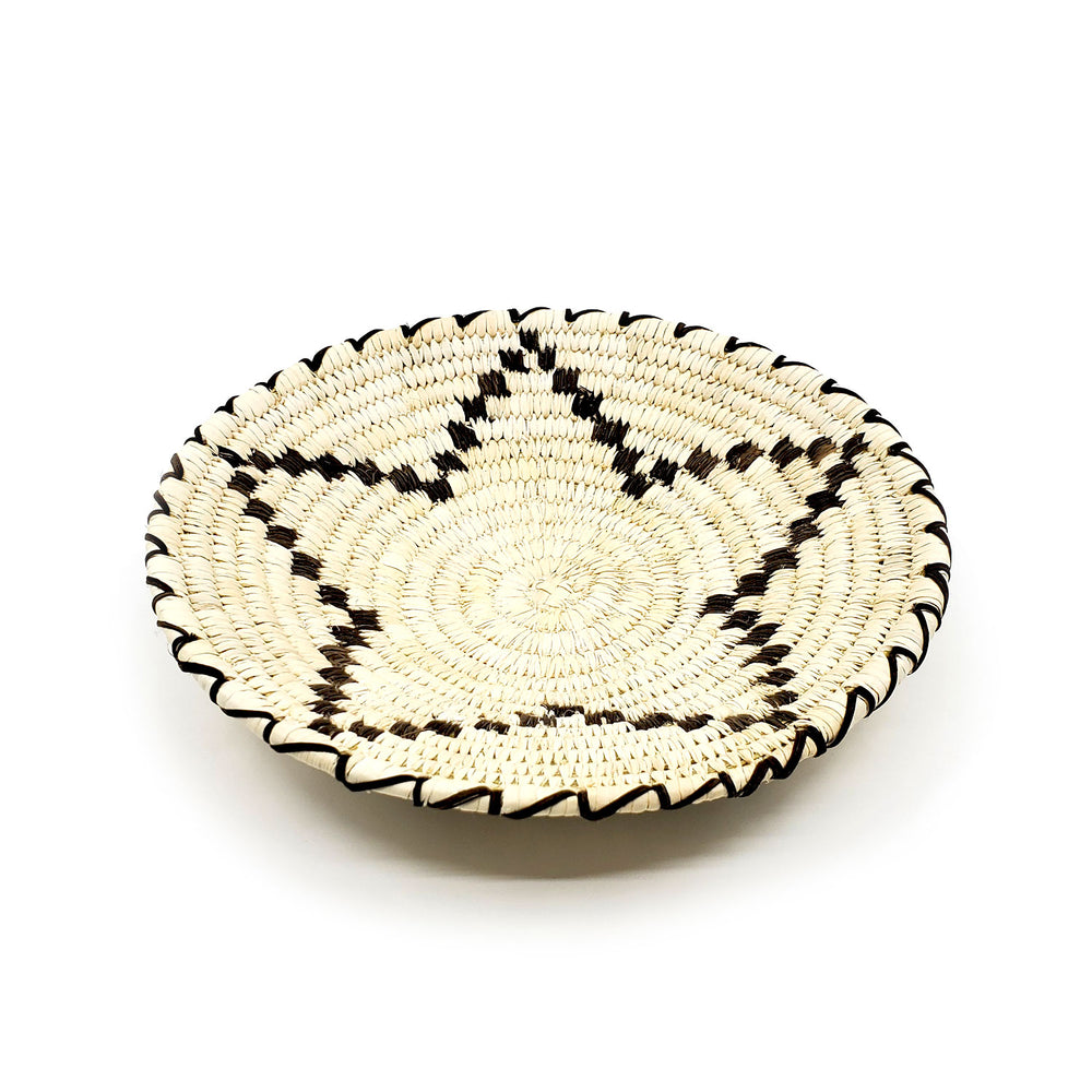 Morning Star Basket - Tohono O'Odham