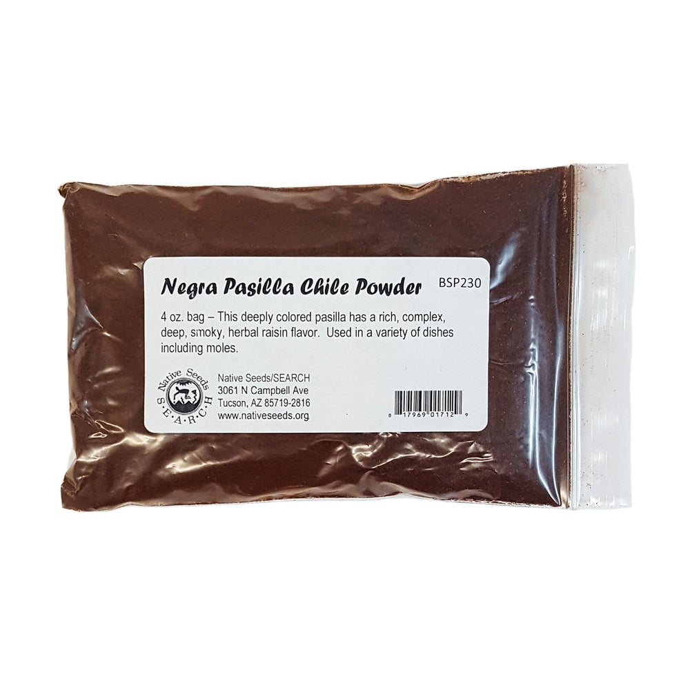 negra pasilla chile powder BSP230