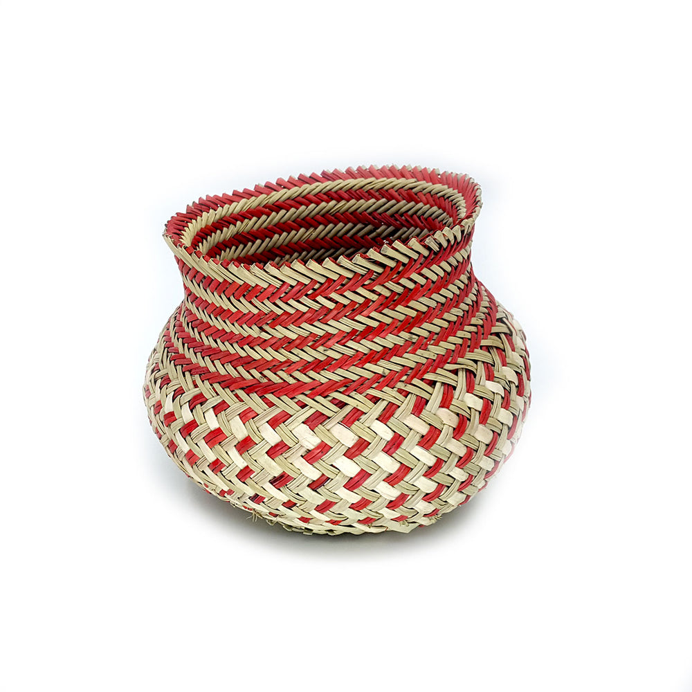Tarahumara Woven Pots - Assorted Colors 1