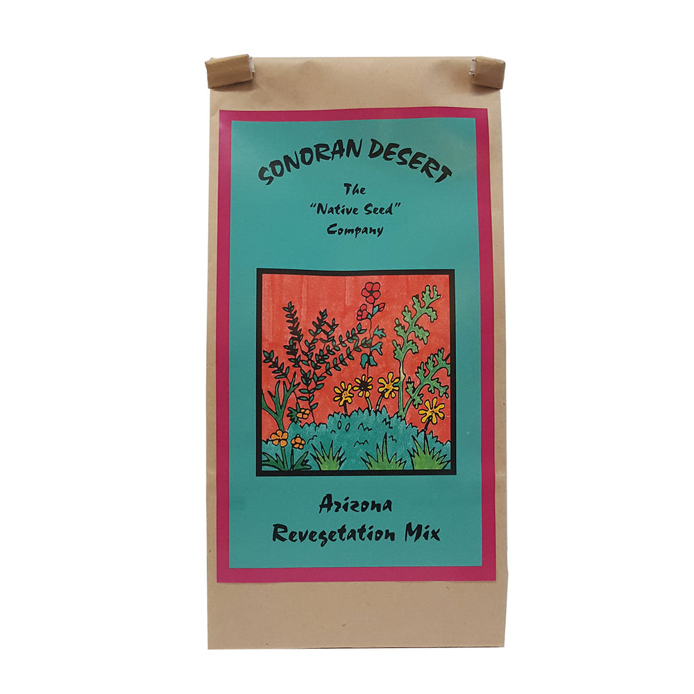 seeds for desert planting creosote globemallow