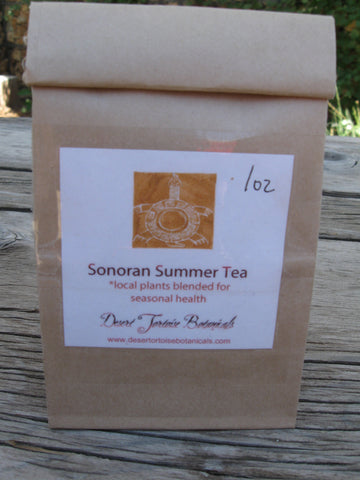 Sonoran Summer Tea