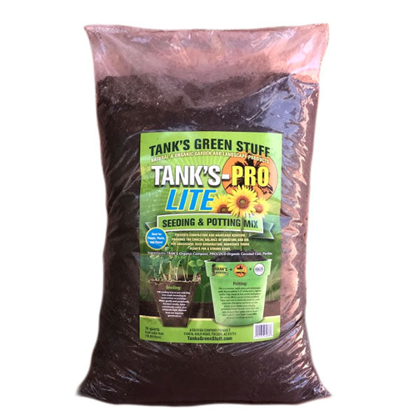 Tank's Green Stuff PRO-LITE SEEDING/POTTING MIX