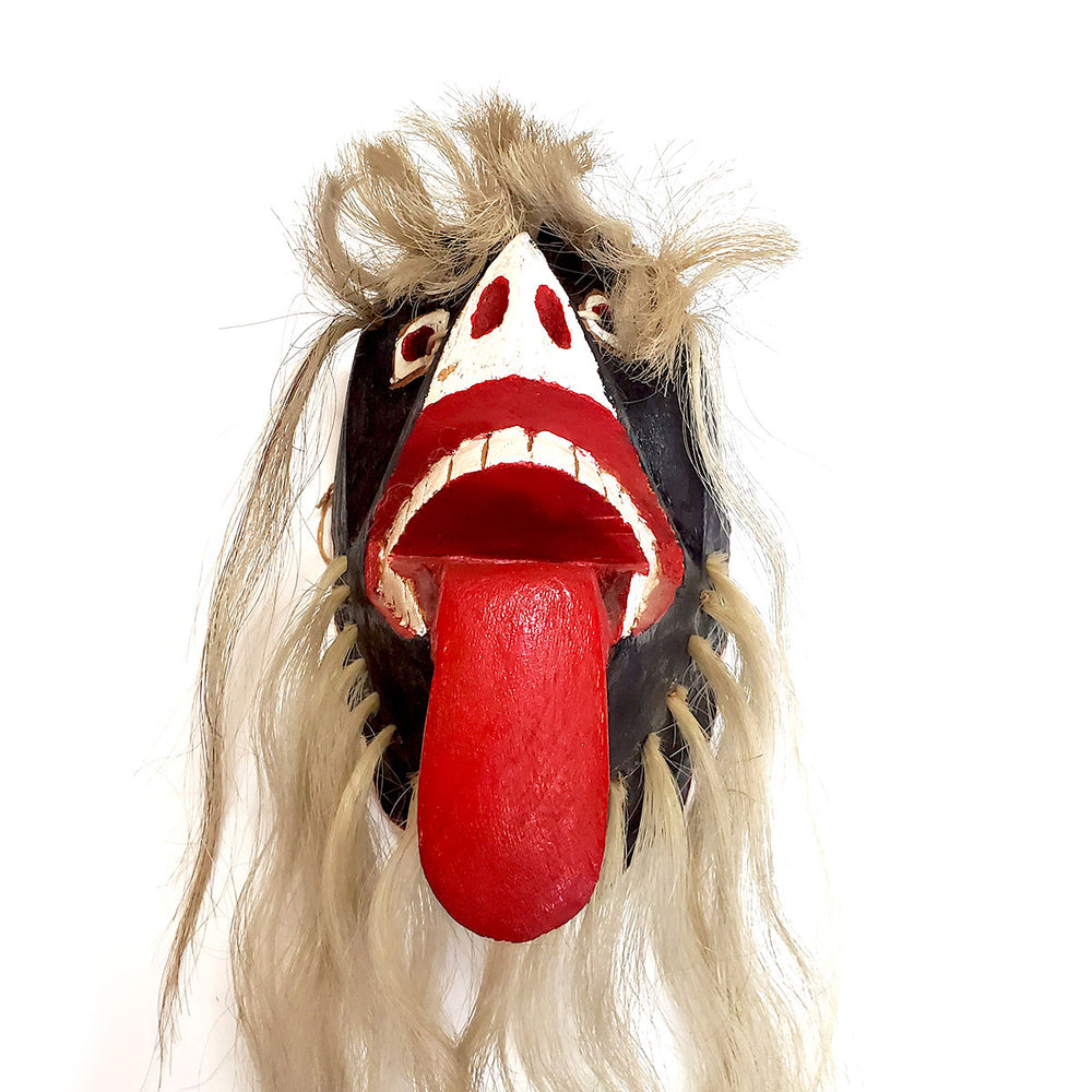 Yoeme (Yaqui) Dance Mask