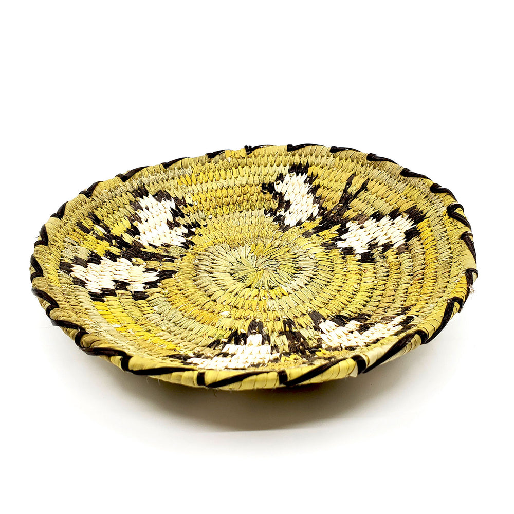 Three Butterflies Plate - Tohono O'Odham