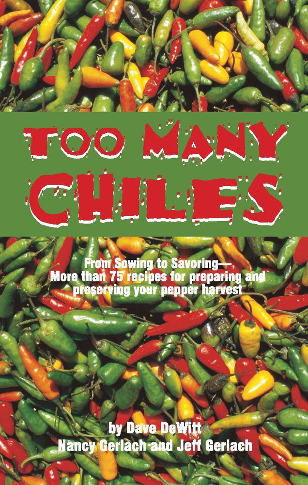 Too Many Chiles