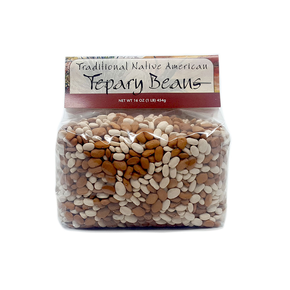 Tepary Bean Mix (Brown & White)