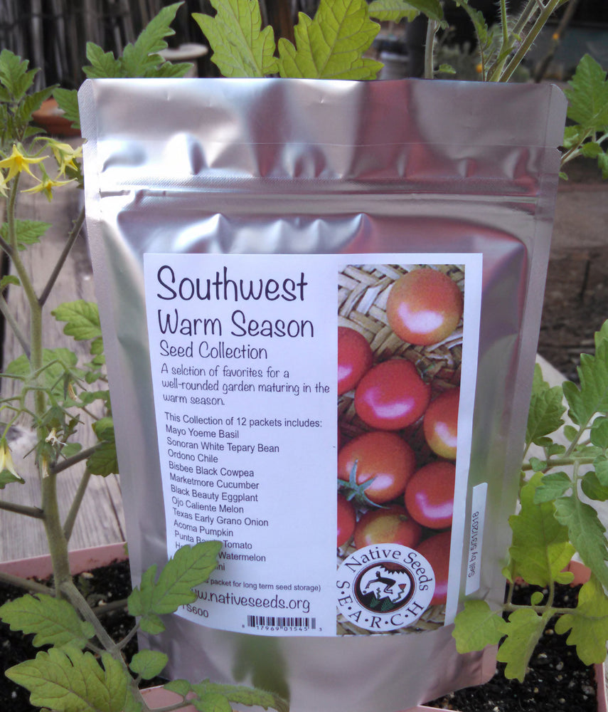 Southwest Warm Season Garden Collection