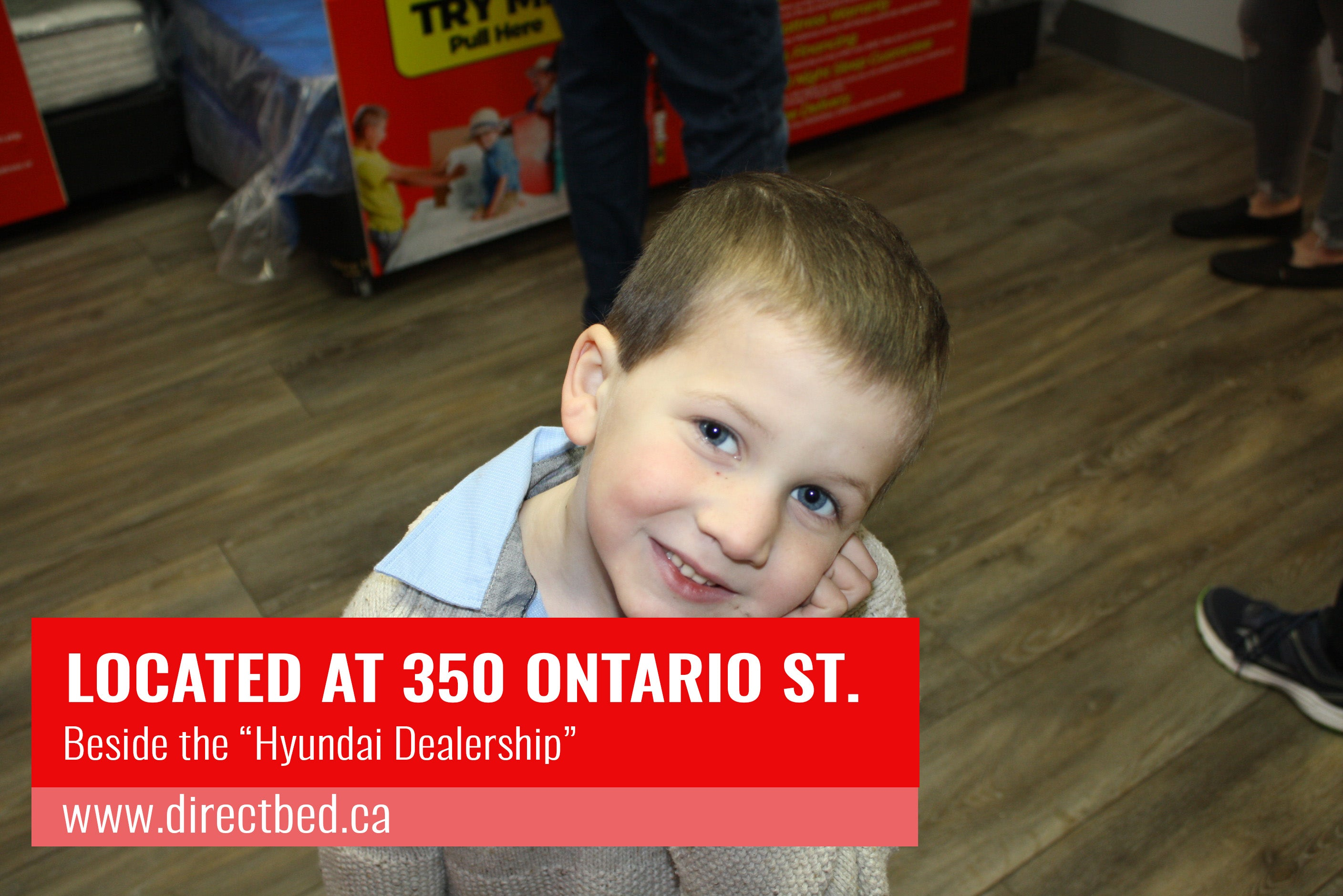 Direct Bed St. Catharines Mattress Store Best Mattress Store in St. Catharines