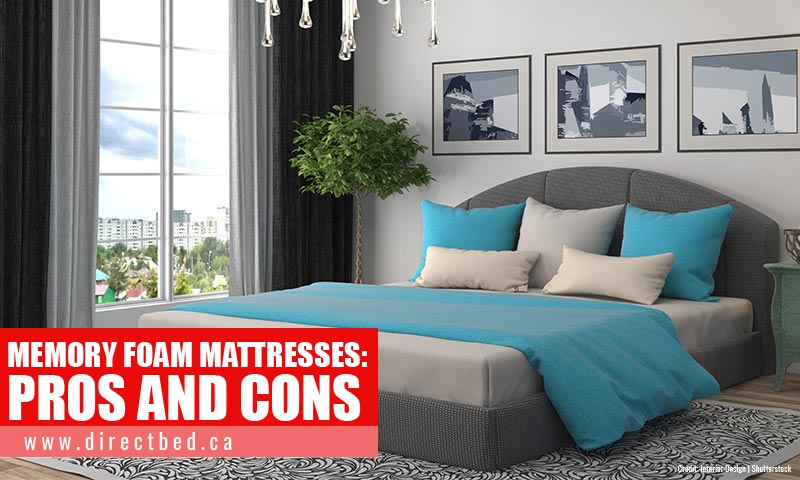 Memory Foam Mattresses: Pros and Cons