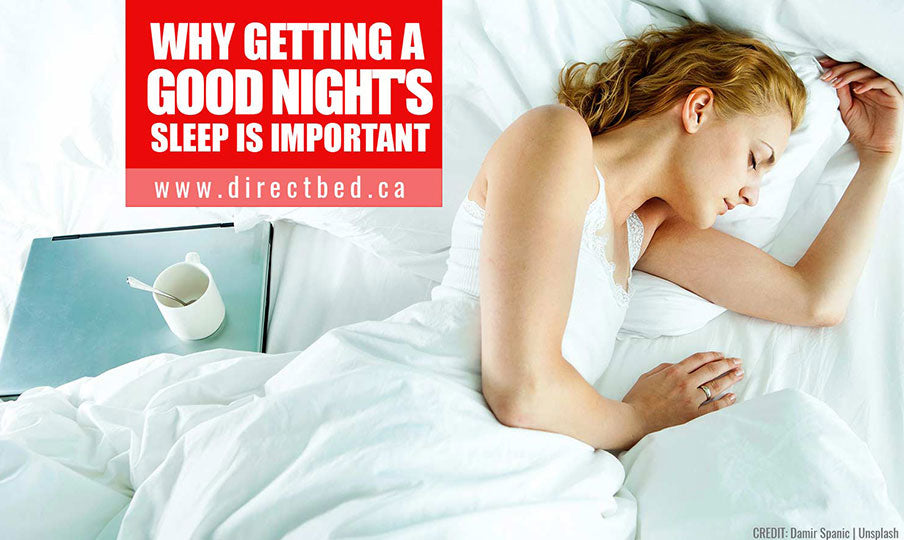 Why Getting a Good Nights Sleep Is Important