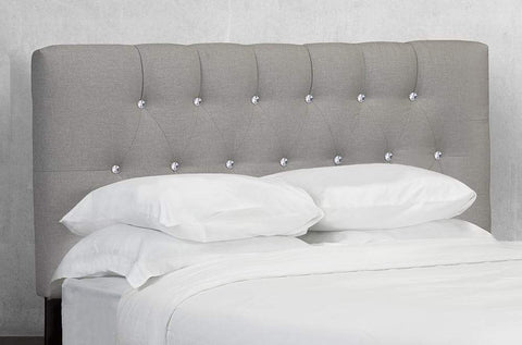 Diamond-tufted Headboard - DirectBed