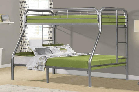 Image of Metal Bunk Bed - DirectBed