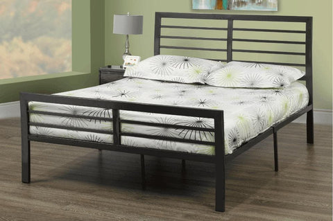 Image of Metal Platform Bed - DirectBed
