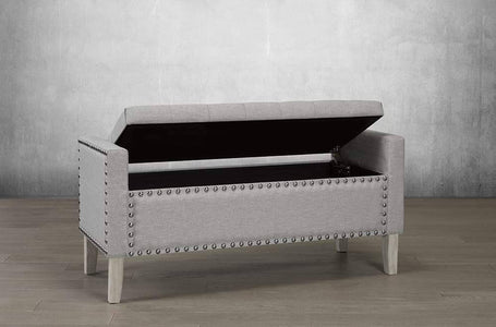 Fabric Storage Bench - DirectBed