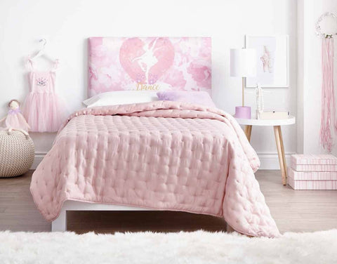 Image of Dream Panels Dance Headboard - 3 Styles (Children) - DirectBed