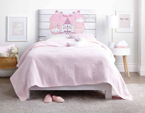 Dream Panels Dream Big Headboard - 3 Styles (Children) - DirectBed