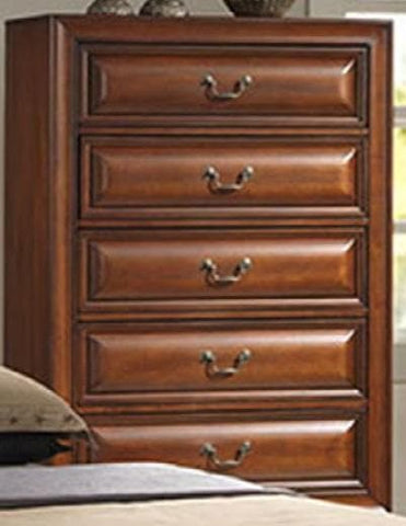 Image of Christina Upholstered Bedroom Set