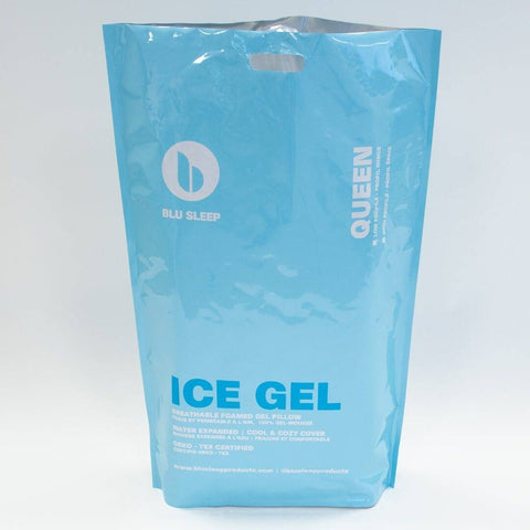 Image of Ice Gel Cooling Pillow - DirectBed